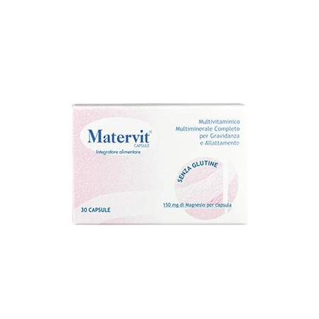 MATERVIT 30CPS