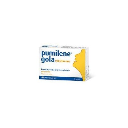 PUMILENE GOLA MIELE/LIM 24PAST