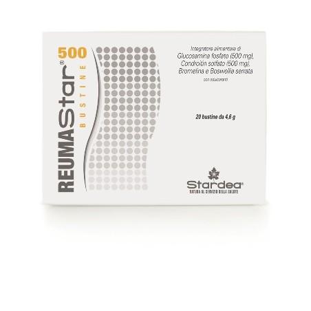 REUMASTAR 500 20BUST