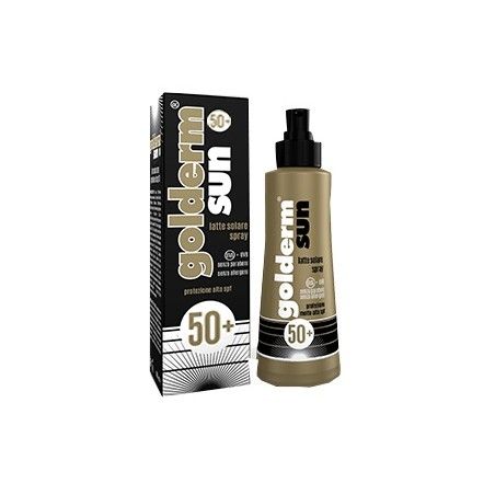 GOLDERM SUN FP50+ SPR 100ML
