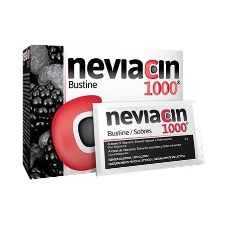NEVIACIN 1000 BUSTINA 80G