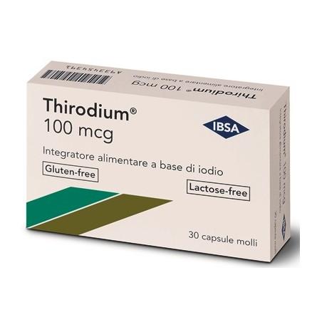 THIRODIUM 100MCG 30CPS