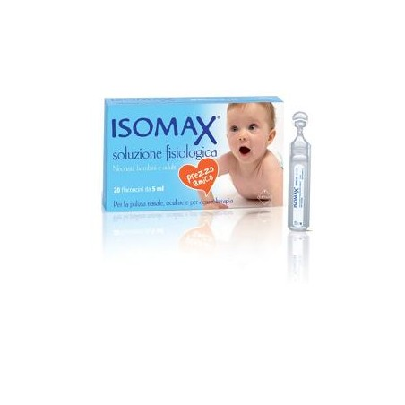 MISTER BABY ISOMAX SOL FISIOL