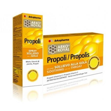 PACK GOLA PROPOLI SPR+PAST