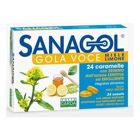 SANAGOL GOLA VOCE MIE LIM24CAR