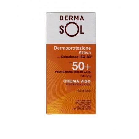 DERMASOL CREMA VISO P M/A 50ML