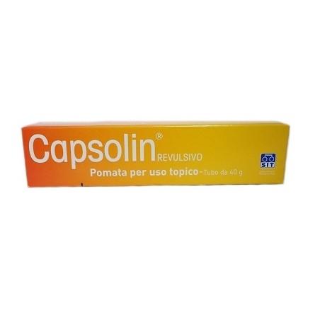 CAPSOLIN REVULSIVO