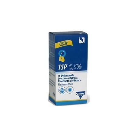 TSP 0,5% SOL OFTALMICA 10ML