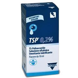 TSP 0,2% SOL OFTALMICA 10ML
