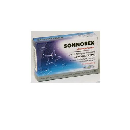 SONNOREX 30CPR 600MG