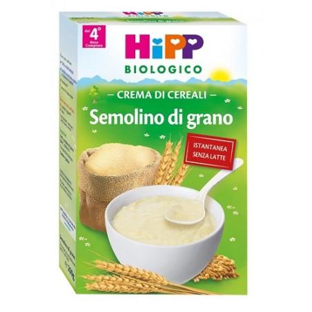 HIPP BIO SEMOLINO DI GRANO200G