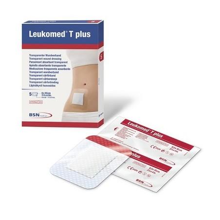 LEUKOMED T PLUS MEDIC 8X10CM