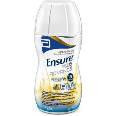 ENSURE PLUS ADVANCE BAN4X220ML