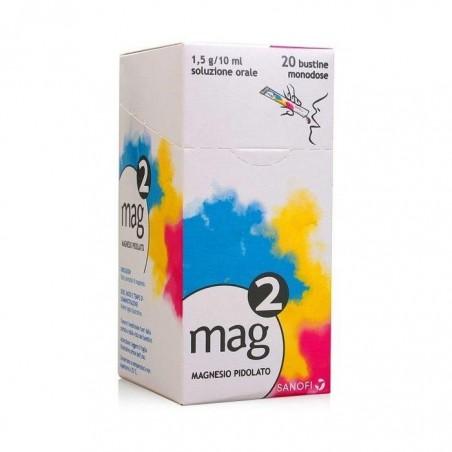 MAG 2%OS SOLUZ 20BUST1,5G/10ML