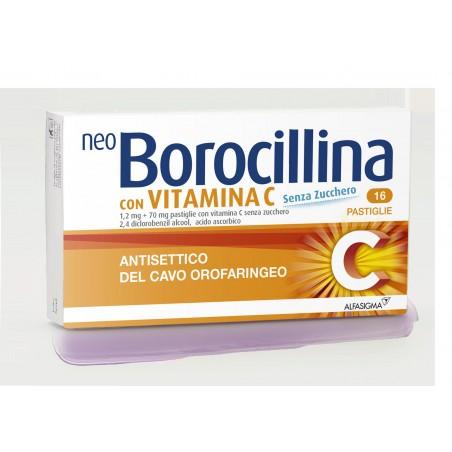 NEOBOROCILLINA C%16PAST S/Z