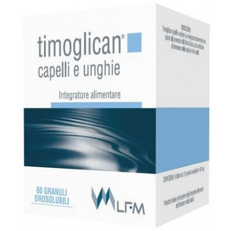 TIMOGLICAN GRANULI 24G
