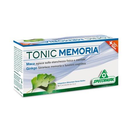 TONIC MEMORIA 12FLX10ML