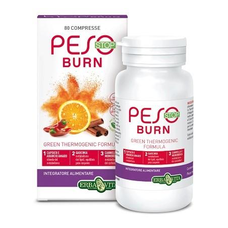 PESO STOP BURN 80CPR