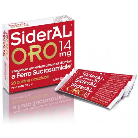 SIDERAL ORO 20BUST