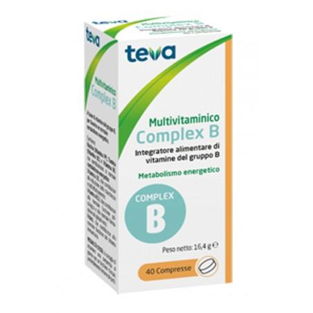 MULTIVITAMINICO COMP B 40CPR