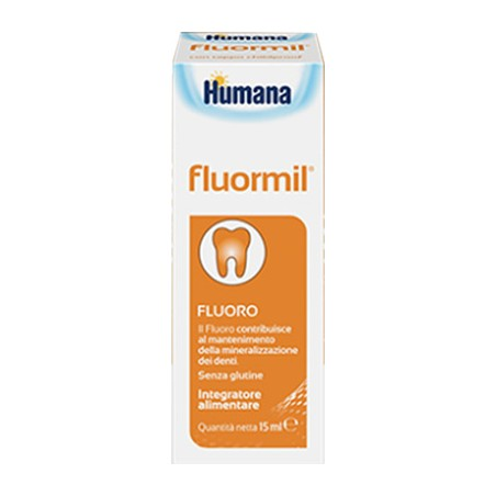 FLUORMIL HUMANA 15ML