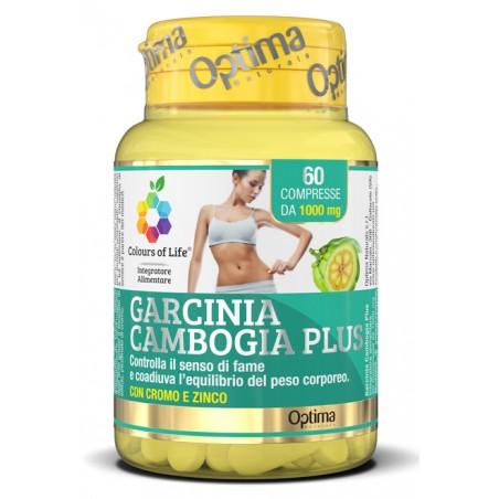 COLOURS LIFE GARCINIA CAM60CPR
