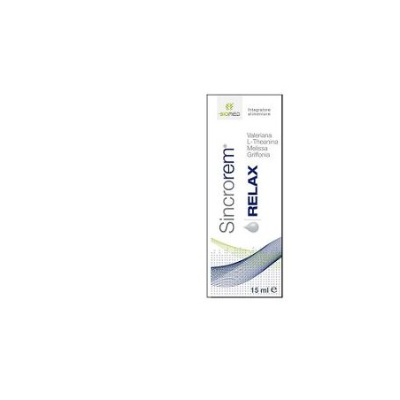 SINCROREM RELAX GOCCE 15ML