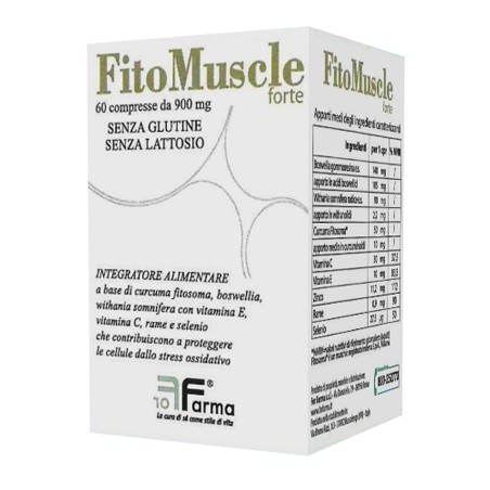 FITOMUSCLE FORTE 60CPR