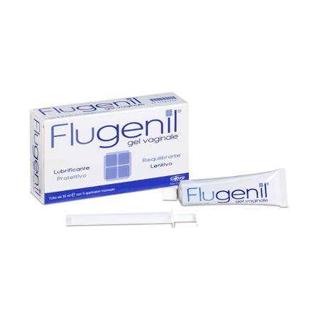 FLUGENIL GEL VAGINALE 30ML+5AP