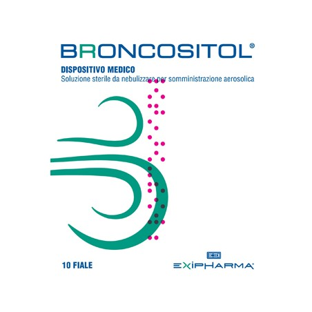 BRONCOSITOL SOL AEROS 10F 3ML