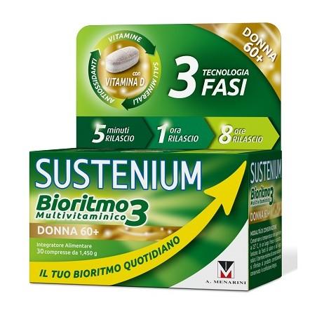 SUSTENIUM BIORITMO3 D60+ 30CPR