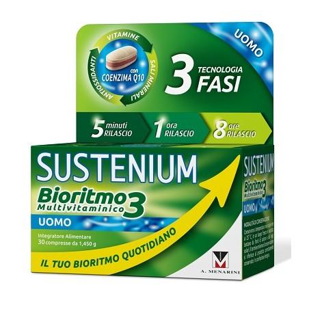 SUSTENIUM BIORITMO3 U AD 30CPR