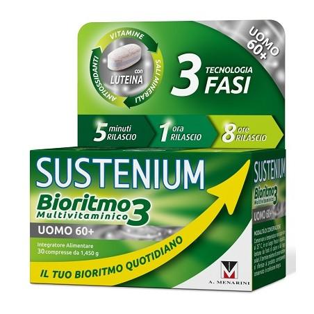 SUSTENIUM BIORITMO3 U60+ 30CPR