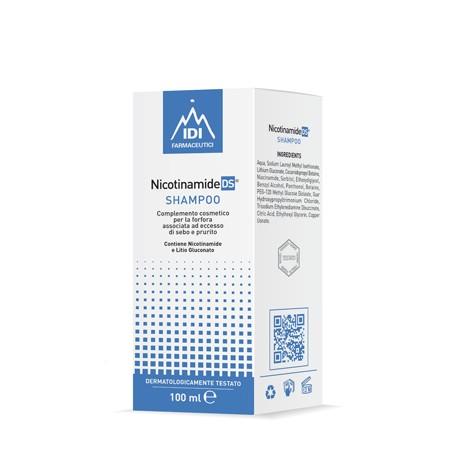 NICOTINAMIDE DS SHAMPOO 100ML