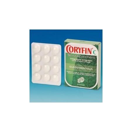 CORYFIN C S/ZUCCH MENTOLO 48G