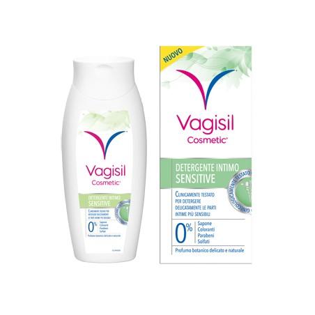 VAGISIL DET SENSITIVE 250ML