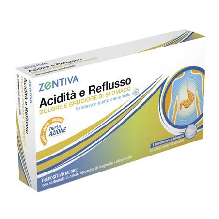 ZENTIVA ACIDITA'REFLUSSO 20CPR