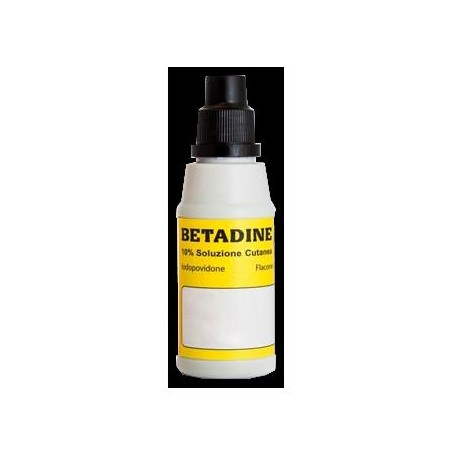 BETADINE%SOLUZ CUT 125ML 10%