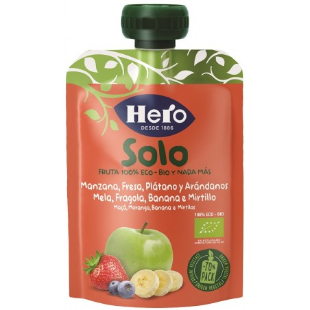 HERO SOLO FRUT FRUL MELA/BAN/F