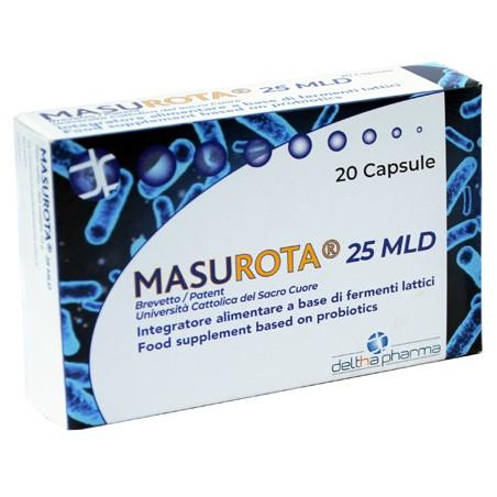 MASUROTA 25MLD 20CPS