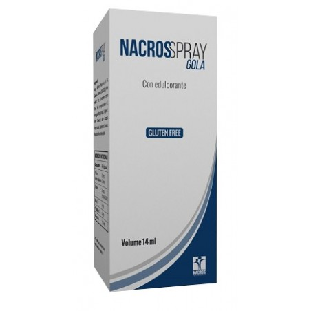 NACROS SPRAY GOLA 14ML