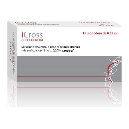 ICROSS 15MONODOSE 0,35ML