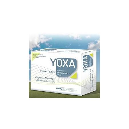YOXA 20BUSTINE 2,6G