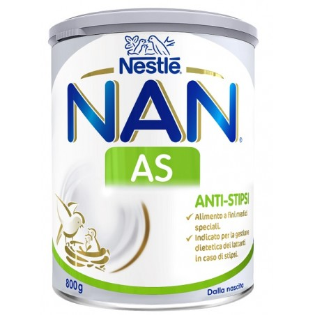 NESTLE' NAN AS 800G