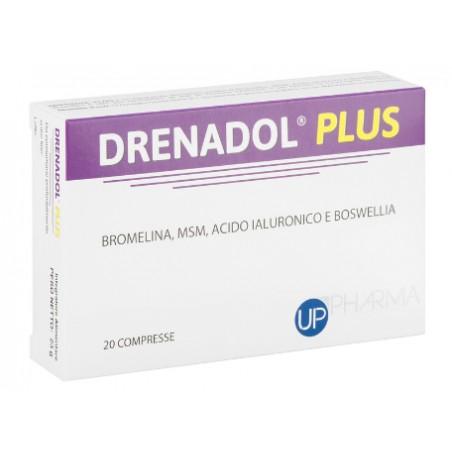 DRENADOL PLUS 20CPR