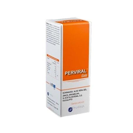 PERVIRAL GOLA SPRAY ORALE 30ML