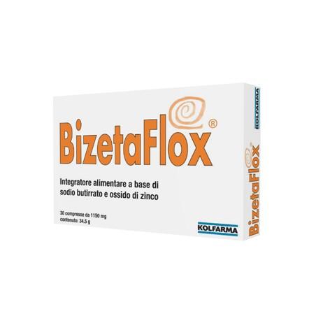 BIZETAFLOX 30CPR
