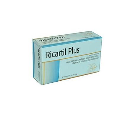 RICARTIL PLUS 40CPR