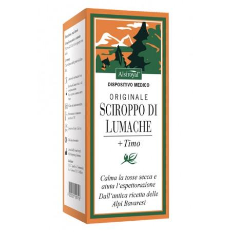 SCIROPPO LUMACHE ORIGIN 150ML