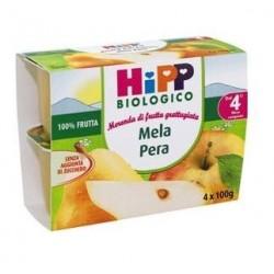 HIPP BIO FRU GRAT MELA/P4X100G